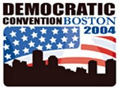 DNC Convention, Boston 2004